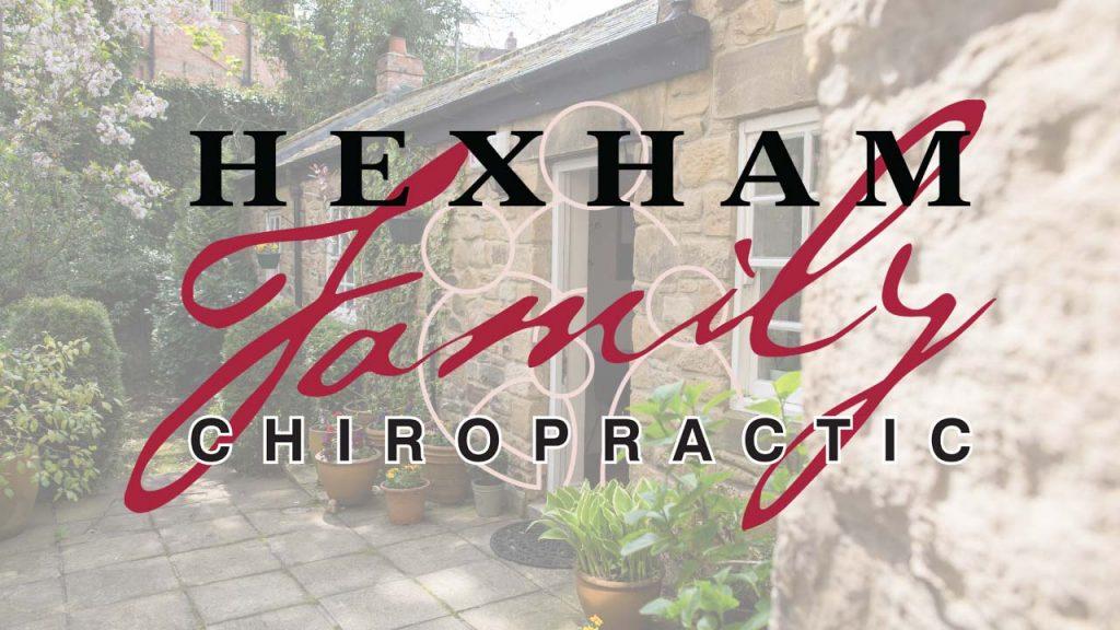 Hexham Chiropractor