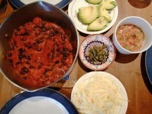 East Bean Tacos